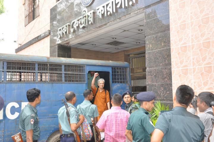 Maailma.net: Bangladeshi Human Rights Defender Pleads EU for Action