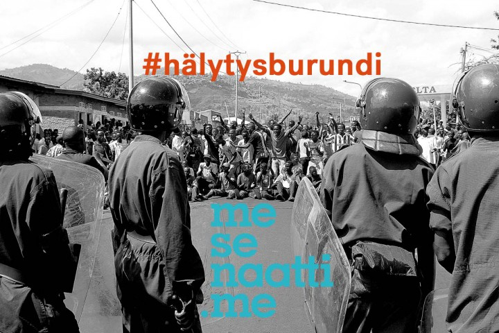 One Year of Violence in Burundi – Last Week to Support KIOS' Crowdfunding Campaign
