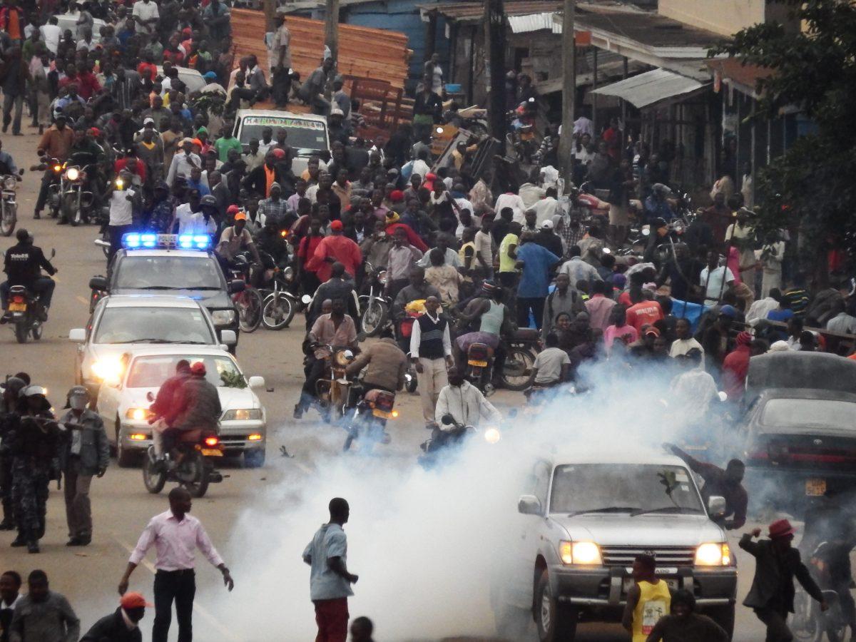 Ugandan ihmisoikeuspuolustajat kohtaavat vaikeuksia