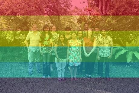Vuonna 2015 KIOSin asiantuntija Katja Ilppola sekä hallintosihteeri Kerttuli Ratilainen kävivät tutustumassa Equal Ground –järjestön työhön Sri Lankalla.