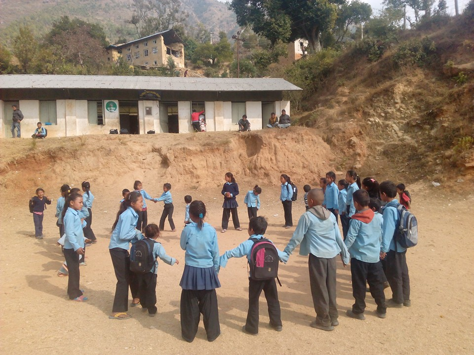 Extracurricular activities in Mahankal School