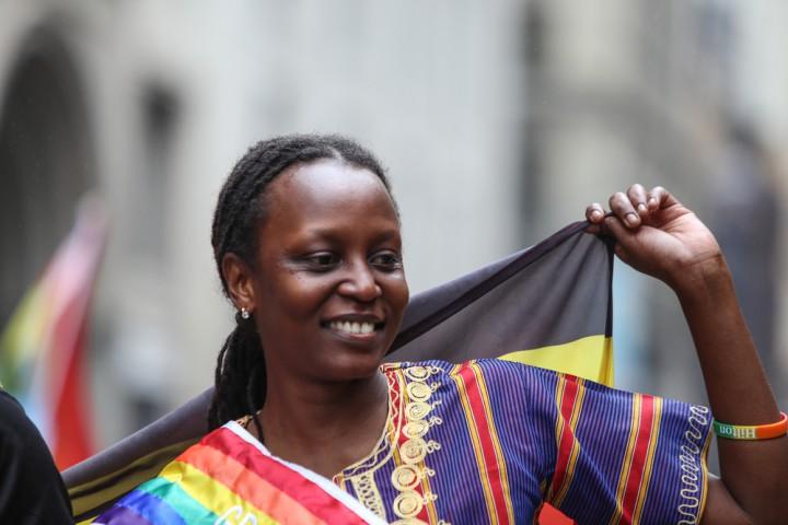 Right Livelihood Award ugandalaiselle Kasha Jacqueline Nabasegeralle