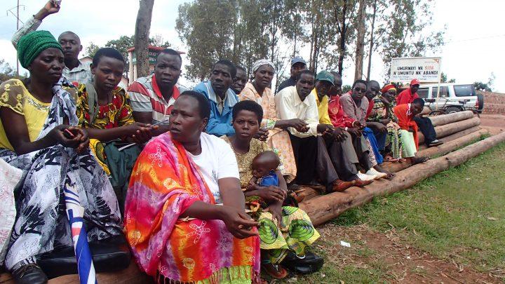 Naisten oikeuksien ja tasa-arvon asialla Burundissa
