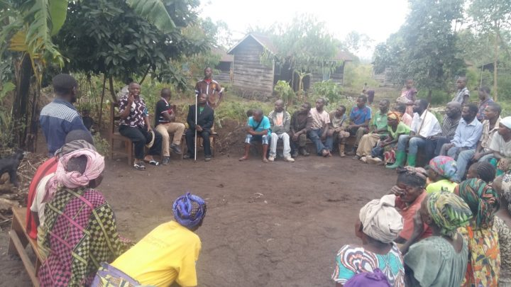 Working for the rights of indigenous communities in DRC
